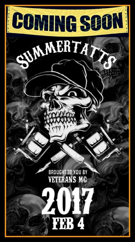 SummerTatts 2017 - Veterans MC WestCoast